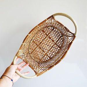 Woven Boho Basket